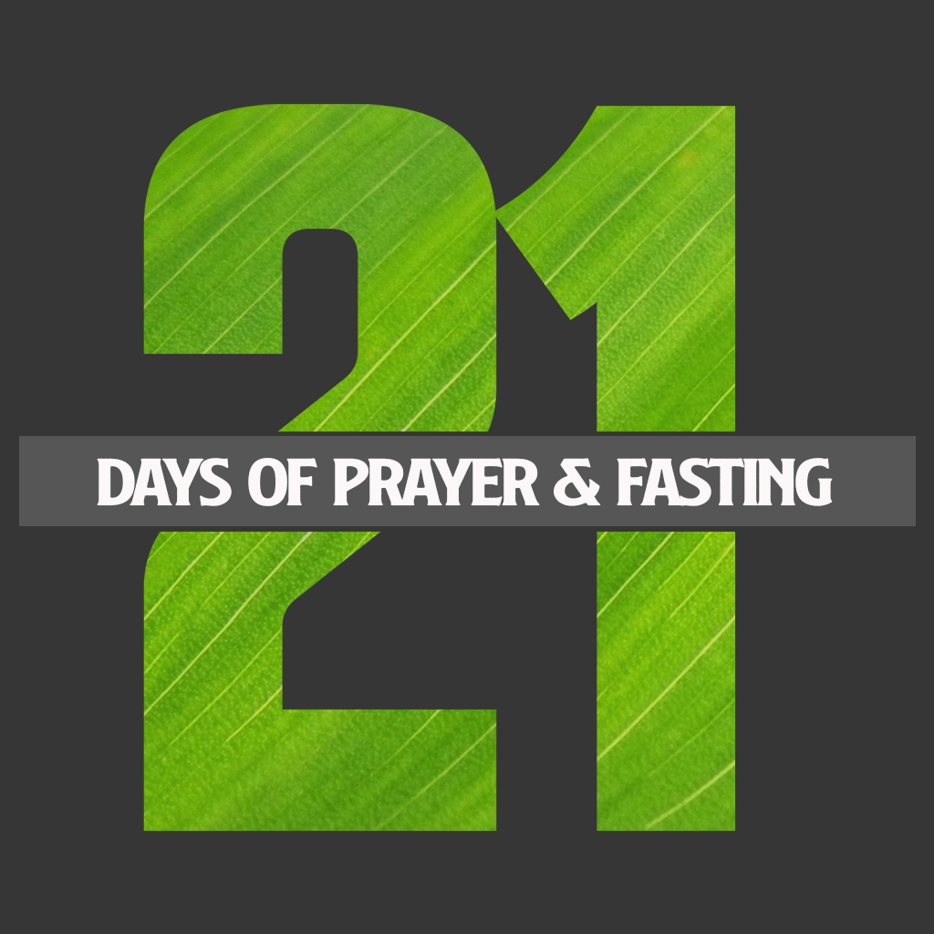 21 Days of Prayer and fasting 2020 SQ