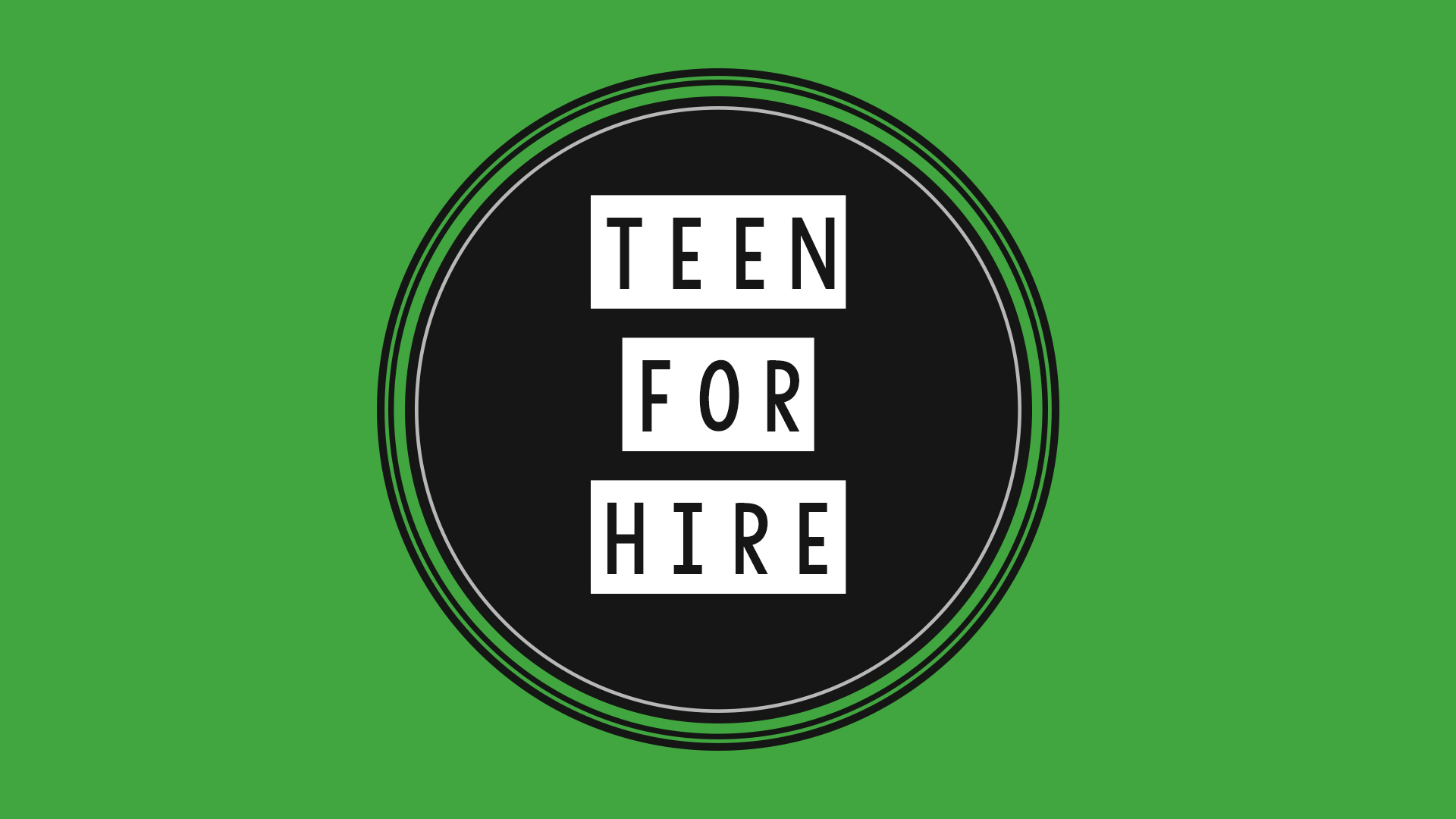 Teen for Hire WIDE